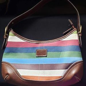 Coach Multi-Colored Bag